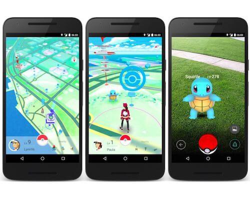 Download Pokemon GO in India