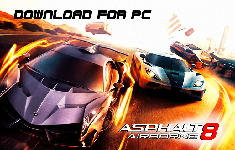 download asphalt 8 for pc