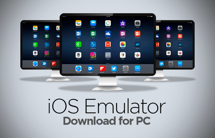 download ios emulator for pc