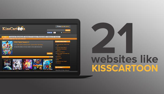 Websites Like KissCartoon