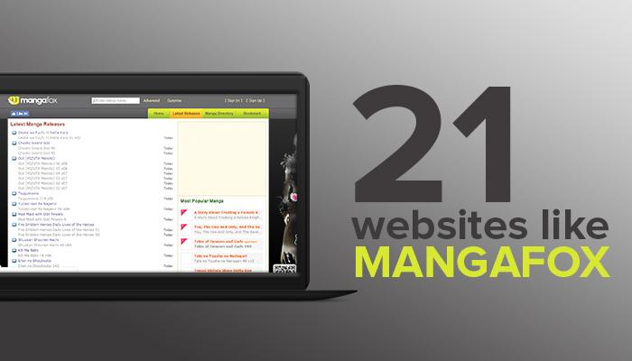 Websites Like MangaFox