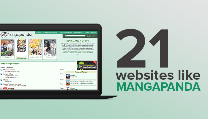 Websites like MangaPanda
