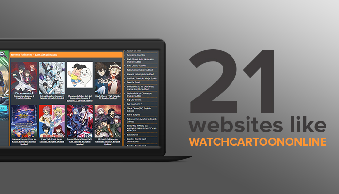 Websites like Watchcartoononline