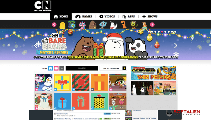CartoonNetwork (watchcartoononline altenative)